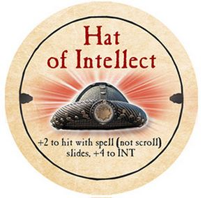 Hat of Intellect 2014