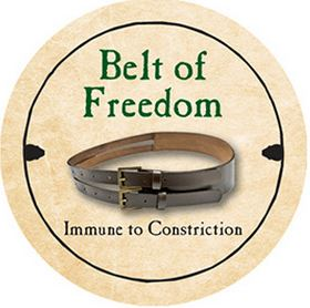 Belt of Freedom 2014