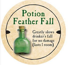 Potion Feather Fall 2014