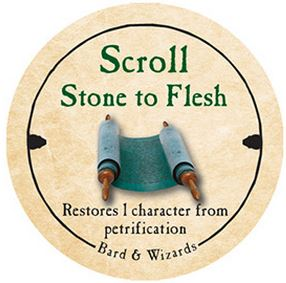 Scroll Stone to Flesh 2014
