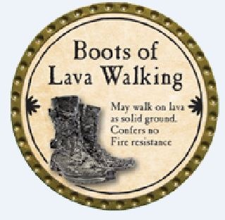 Boots Of Lava Walking 2015