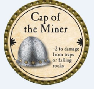 Cap Of The Miner 2015