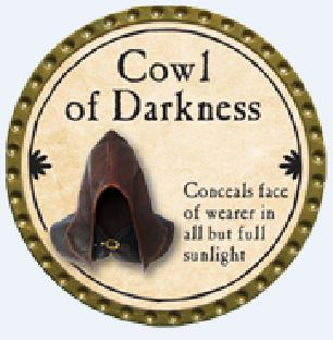 Cowl Of Darkness 2015
