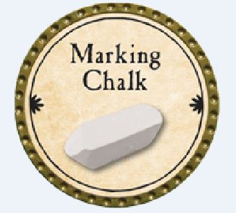 Marking Chalk 2015