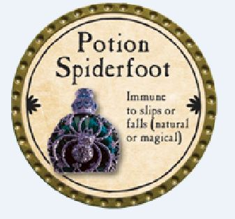 Potion Spiderfoot 2015
