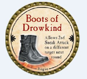 Boots of Drowkind 2015