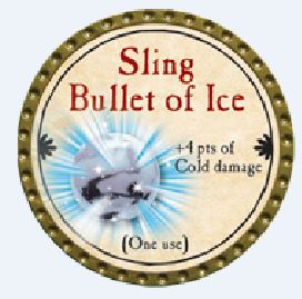Sling Bullet of Ice 2015