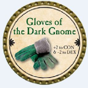 Gloves of the Dark Gnome 2015