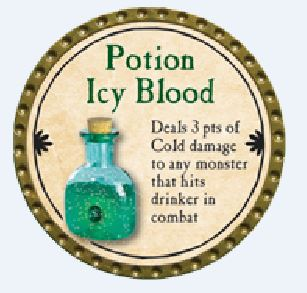 Potion Icy Blood 2015