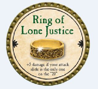 Ring of Lone Justice 2015