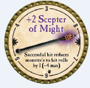 +2 Scepter of Might