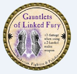 Gauntlets of Linked Fury 2015