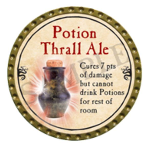 Potion Thrall Ale 2016