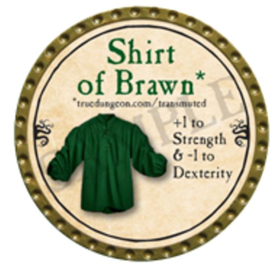 Shirt of Brawn 2016