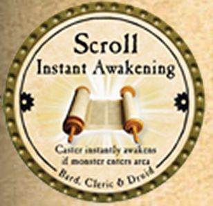 Scroll Instant Awakening - Click Image to Close