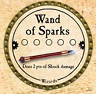 Wand of Sparks