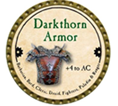 Darkthorn Armor