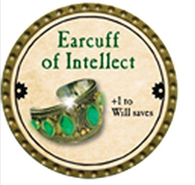 Earcuff of Intellect